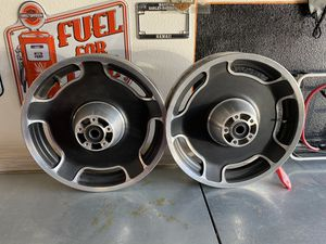 2006 Harley-Davidson Street Glide wheels OEM for Sale in Las Vegas, NV