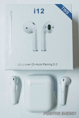 Apple Airpods i12 Wireless Bluetooth 5.0 for Sale in Chico, CA