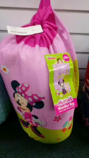 Sleeping bag/toddlers/miniemouse for Sale in Victorville, CA