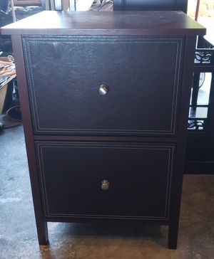 2 drawer desk for Sale in Seattle, WA
