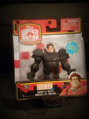 Disney Wreck - It Ralph Fix - It Felix Jr. Hero's Duty Figurine for Sale in Leander, TX
