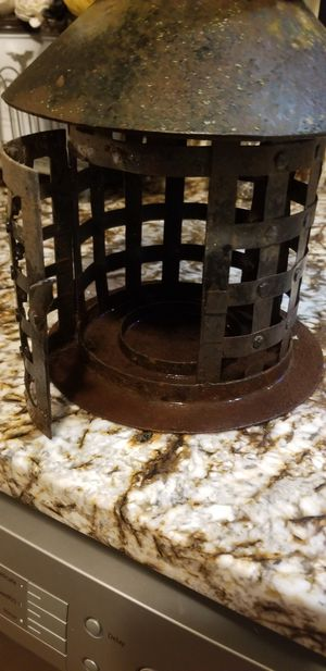 Metal candle holder for Sale in Sumner, WA