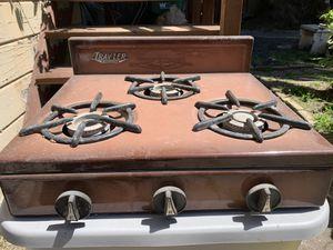 Vintage Camper Stove for Sale in Oakland, CA