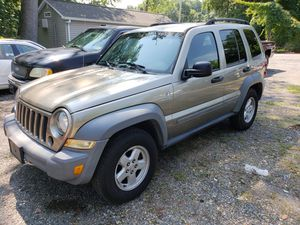 2005 Jeep Liberty 4x4 180k Miles Very Reliable for Sale in Bowie, MD
