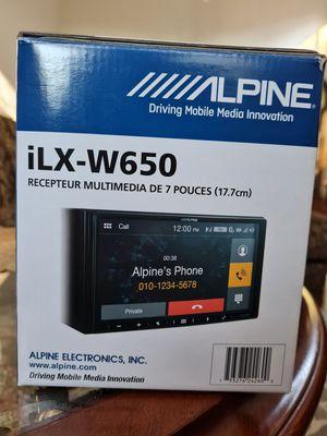 ALPINE 7 Inch Audio / Video Receiver for Sale in Sugar Land, TX