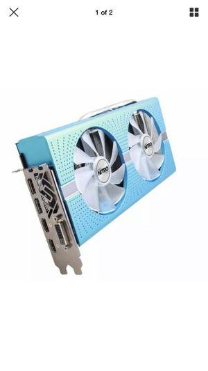 Sapphire Radeon Nitro RX 580 Special Edition GPU for Sale in Lynchburg, VA