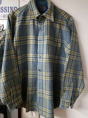 Pendleton Wool Shirt Size Large for Sale in Baldwin Park, CA