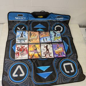 Playstation 2 Dance Pad Collection PS2 for Sale in Ocoee, FL