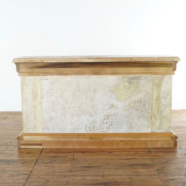 Stone Console Table (1021106)