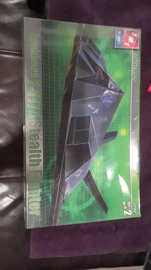 Stealth fighter model kit new unopened for Sale in La Mesa, CA