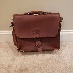 Saddleback Leather Company Messenger Bag for Sale in Baltimore, MD