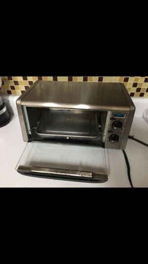 Bread toaster oven for kitchen for Sale in Richmond, VA