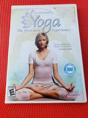 Yoga wii for Sale in Norwalk, CA