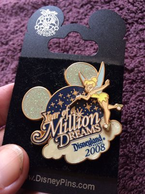 Disney pin, brand new!! Year of a million dreams, 2008!! for Sale in Portland, OR