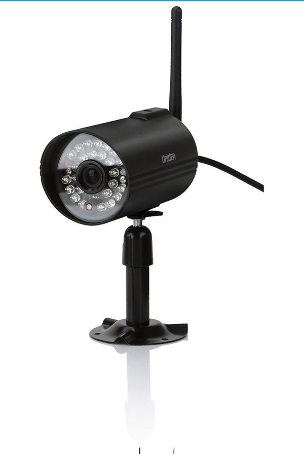 NEW SET OF 4 UNIDEN CAMERA'FOR SECURITY SYSTEMS