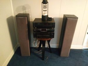 Home stereo system for Sale in Columbus, OH