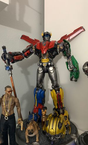 Voltron sideshow for Sale in Abilene, TX