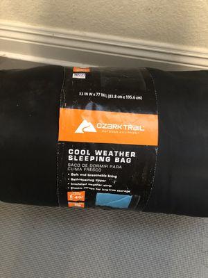 Ozark trail sleeping bag for Sale in Fontana, CA