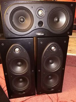 Polk Audio CS400 for Sale in Bolingbrook, IL
