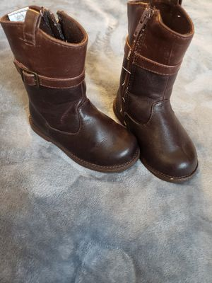 Gymboree girls riding boots size 8 for Sale in North Andover, MA