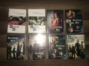 Breaking Bad All Seasons for Sale in Greenville, NC