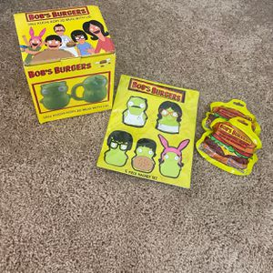 Bobs Burgers Collectible (set) for Sale in Washington, DC