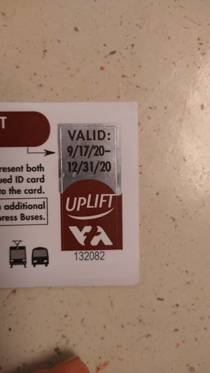 Vta good from 9/17- 12/31 three months unlimited for Sale in Los Gatos, CA
