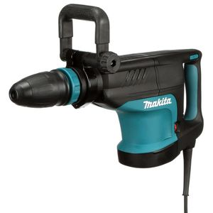Makita HM1203c 14 Amp SDS-MAX Corded Variable Speed 20 lb. Demolition Hammer w/ Soft Start, Side Handle, Bull Point and Hard Case for Sale in Winter Park, FL