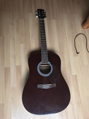 Acoustic guitar for Sale in Fairfax, VA