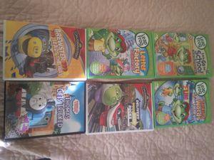 6 childrens dvds for Sale in Belleville, NJ