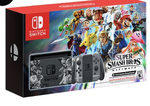 Nintendo switch super smash bro's edition for Sale in Hillsboro, OR