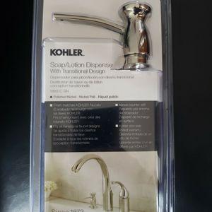 KOHLER Kitchen Sink Soap / Lotion Dispenser for Sale in Harrisburg, PA