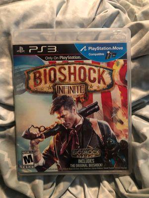 Bioshock Infinite PS3 for Sale in Las Vegas, NV