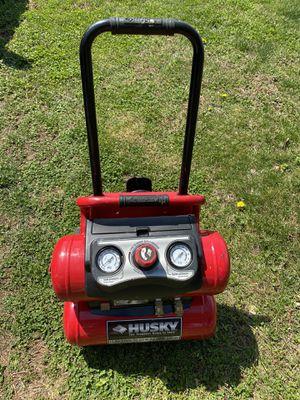 Husky air compressor 1.5HP 4G for Sale in Lexington, KY