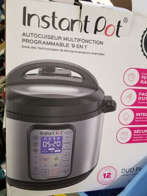 Instant Pot DUO Plus 60 for Sale in San Jose, CA