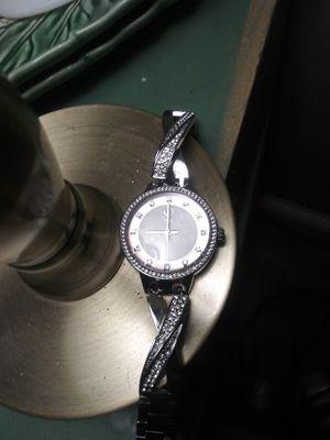 Jennifer Lopez silver watch for Sale in Waterbury, CT
