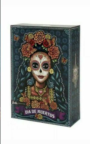 Day of the dead barbie (dia de los muertos) for Sale in San Antonio, TX