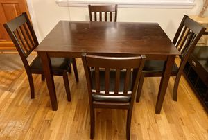 DINING TABLE AND CHAIR SET for Sale in Seattle, WA
