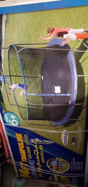 14ft trampoline for Sale in St. Pete Beach, FL