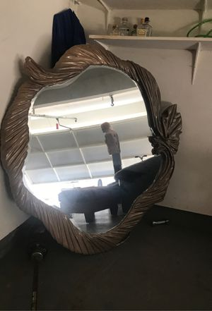 Antique marble Glass mirror 88$ dollars ONLY!!!! for Sale in Vista, CA