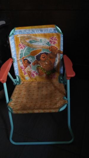 Chair Of Moana for Sale in San Diego, CA