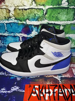 Jordan 1 Mid SE Union Royal (size12) for Sale in Bellevue, WA