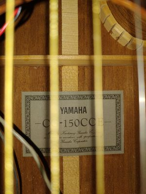 Yamaha guitar for Sale in College Park, MD