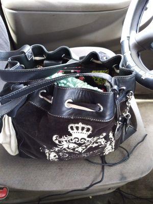 Juicy Courture (lg) handbag purse for Sale in Wichita, KS