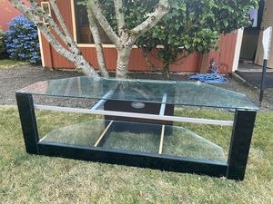 60' Tv stand for Sale in Edmonds, WA