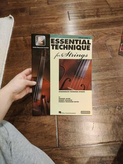 Essential Technique For Strings. Violin Book 3 for Sale in Vancouver,  WA