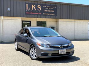 2012 Honda Civic for Sale in Fresno, CA