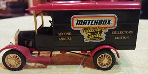 Matchbox collectors 1926 Ford Model TT 2nd Annual collector's edition for Sale for sale  FSTRVL TRVOSE, PA