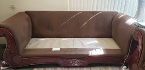 Couches with Coffee table +One Side table for Sale in San Diego, CA