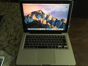 """laptop apple macbook pro 13"""" intel core i5 great conditions for Sale in Houston, TX"""